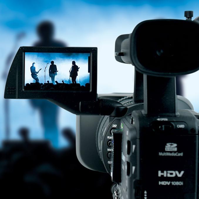 Фото и видеосъемка мероприятия